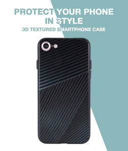 Gentleman Stripes Case For iPhone 8