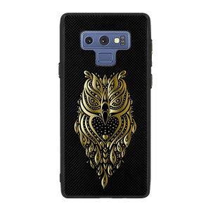 Golden owl Case For Galaxy Note 9