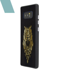Golden owl Case For Galaxy Note 8