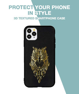 Golden Owl Case For iPhone 11 Pro Max