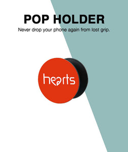 Hearts Pop Up Holder