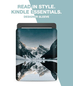Heavenly Snow Sleeve For Kindle Voyage