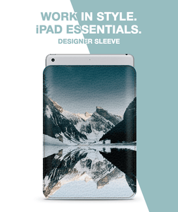 Heavenly Snow Sleeve For iPad 10.5""