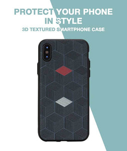 Hexagon Case For iPhone Xs