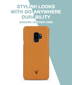 Galaxy S9  Premium Leather Case