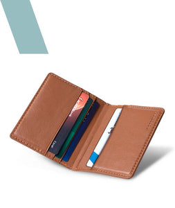 Black Bars Hybrid Card Wallet