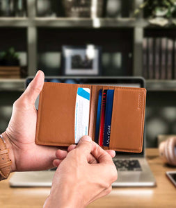 I Love Travel Hybrid Card Wallet