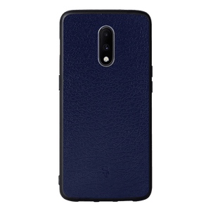 Leather Feel Lavender Case For OnePlus 7