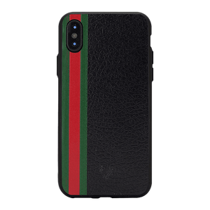 Leather RG Band Case For iPhone Xs