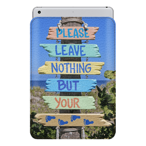 Leave Nothing Sleeve For iPad 10.5""