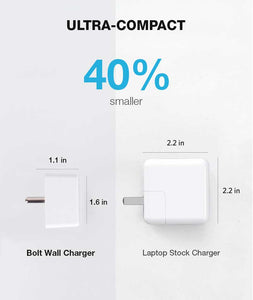 Lipstick Power Bolt Wall Charger