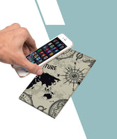 Lost Direction Designer Smartphone Pad