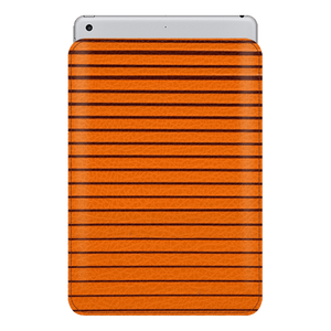 Orange Curtain Sleeve For iPad 10.5""
