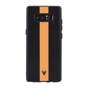 Orange on fall Case For Galaxy Note 8