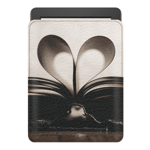 Paper Heart Sleeve For Kindle Voyage