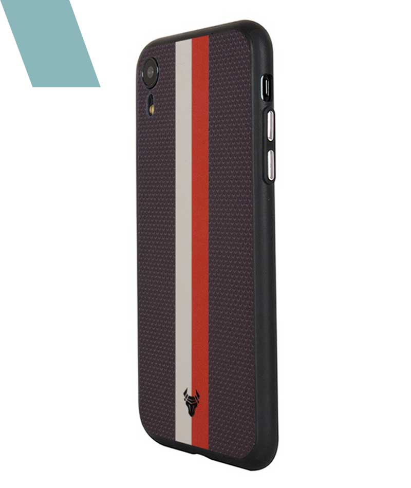 Parallel Band Case For iPhone XR