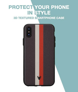 Parallel Band Case For iPhone Xs