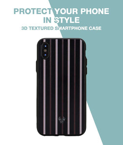 Parallel Stripes Case For iPhone XS MAX