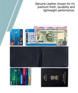 Moments Passport Wallet