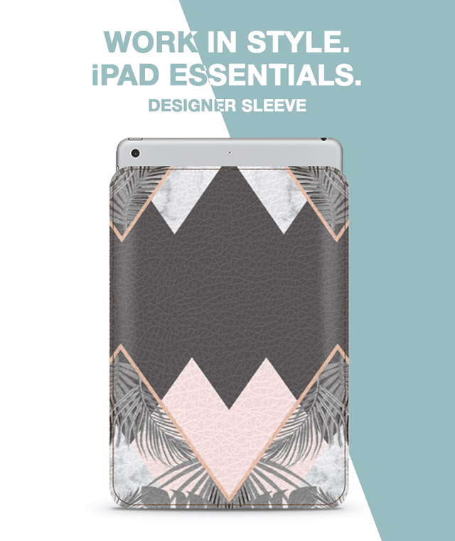 Pastel Mountain Sleeve For iPad mini 4