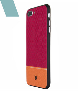 Pink Motif Case For iPhone 7 Plus