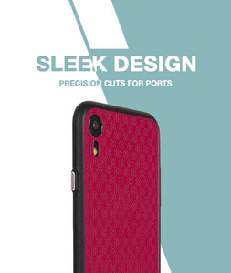 Pink Motif Case For iPhone XR