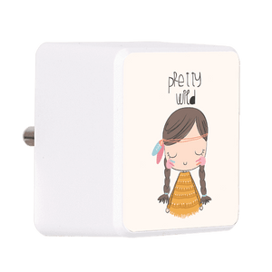 Pretty Wild Bolt Wall Charger