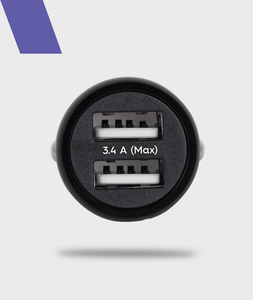 Pulse Multi-Port Car Charger