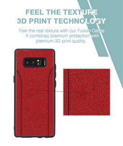 Red Case For Galaxy Note 8