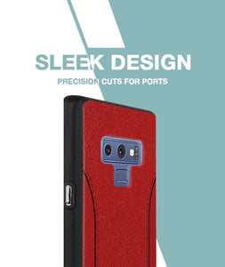 Red Case For Galaxy Note 9