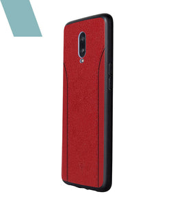 Red Case For OnePlus 6T