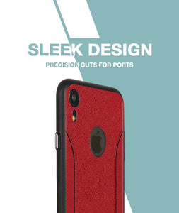 Red Case For iPhone XR