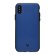 Rich Blue Leather Case For iPhone X