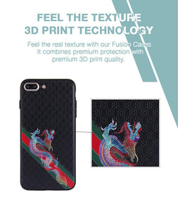 Royal Dragon Case For iPhone 8 Plus