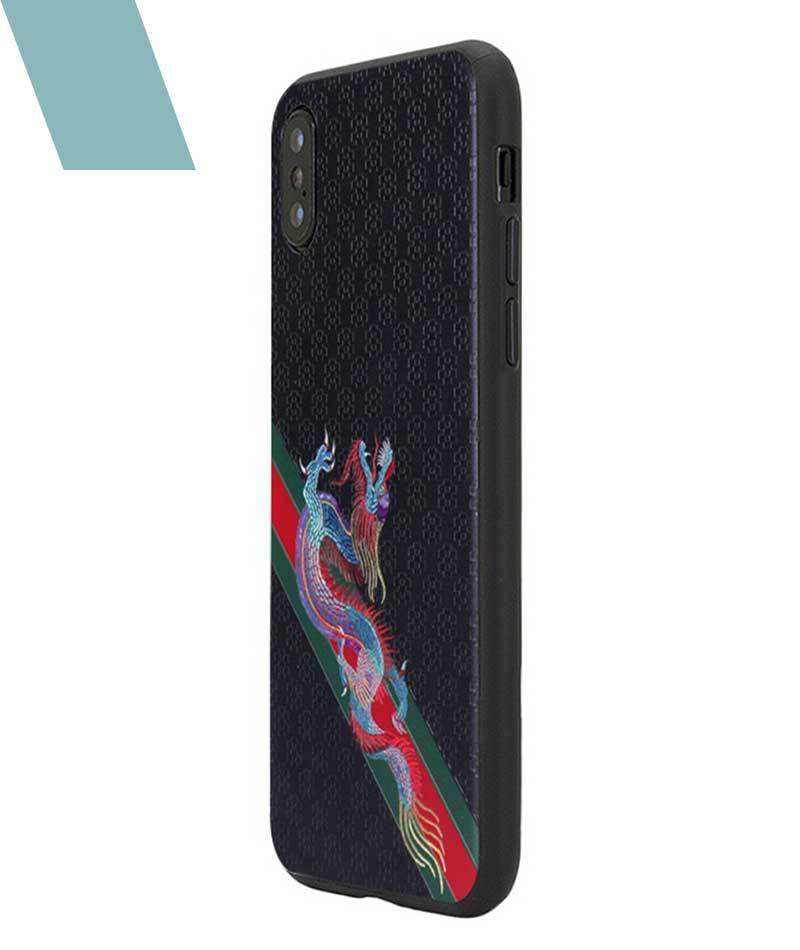 Royal Dragon Case For iPhone Xs