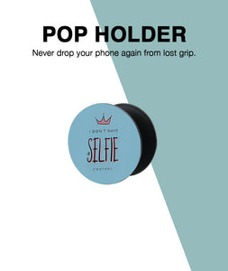 Selfi Control Pop Up Holder