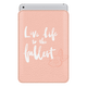 Story Of Life Sleeve For iPad 10.5""