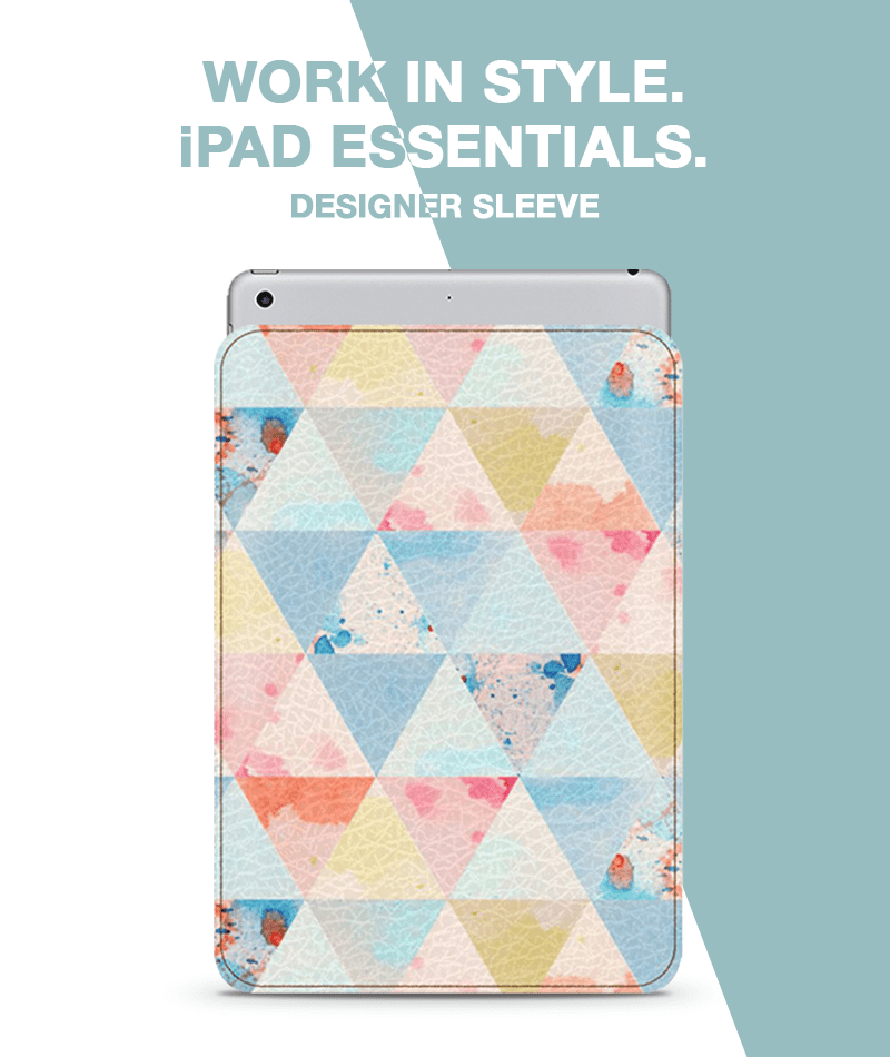 Summer In Air Sleeve For iPad 10.5