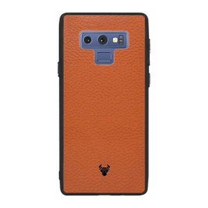 Tan Leather Case For Galaxy Note 9
