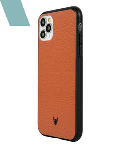Tan Leather Case For iPhone 11 Pro Max