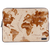 The World Is Here Laptop Sleeve 13