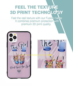 Tough Girl Case For iPhone 11 Pro