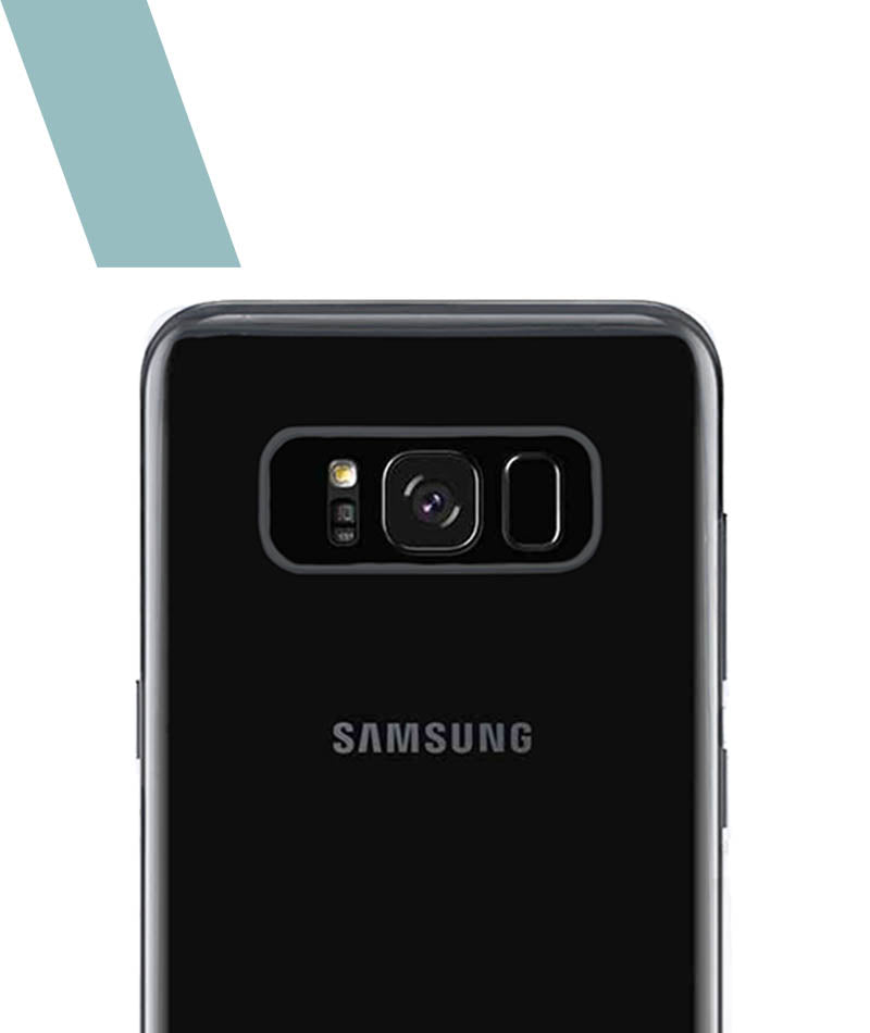 Transparent Case For Galaxy S8