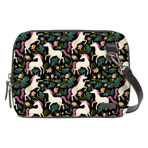 Unicornity Jade Black Mini Shoulder Bag