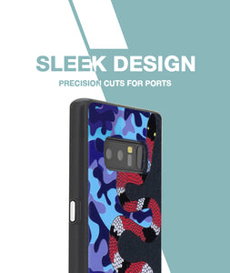 Uptown Snake Case For Galaxy Note 8