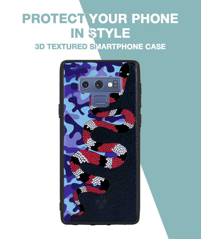 Uptown Snake Case For Galaxy Note 9