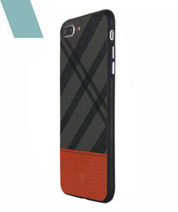 Urban Classic Orange Case For iPhone 7 Plus