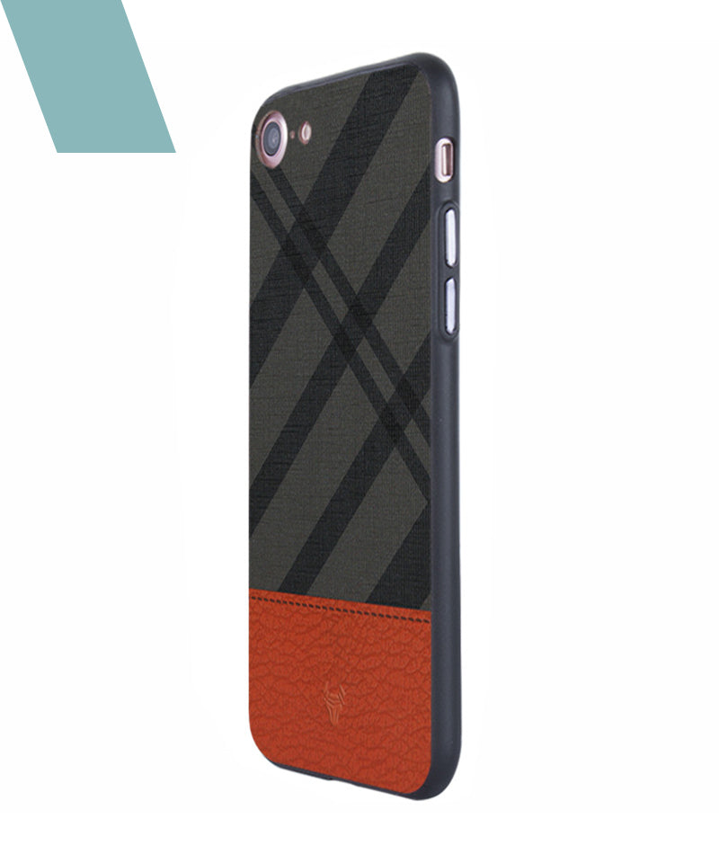 Urban Classic Orange Case For iPhone 7