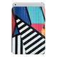 Wall Striped Art Sleeve For iPad 10.5""