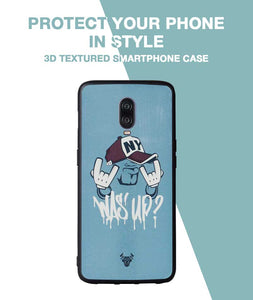 What's Up NYC Case For OnePlus 6T